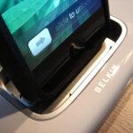 Belkin TuneSync works with iPhone (w/ case)