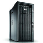 HP z800 standalone