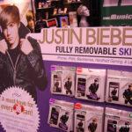 Justin Bieber iPhone/iPod Skins