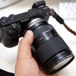 Sony NEX-7 & Tamron 18-200mm