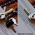 Sony 70-300 G vs. Minolta 70-210 Beercan