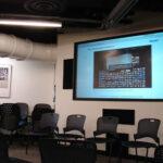 Presentation Area, Library, Georgia Institute of Technology