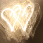 Exploring the light: hearts