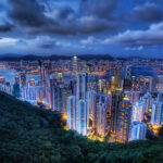 The Megopolis Hong Kong – What Happens Around Dusk