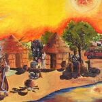 Mozambique – climate change canvas