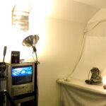 Product shooting: setup