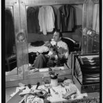 [Portrait of Glen Gray, Paramount Theater, New York, N.Y., ca. July 1946] (LOC)