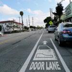 Santa Monica Door Lane / Bike LaneHow Can We How Can We photos