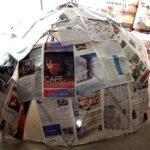 Instant shelter!
