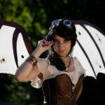 Castlefest 2011, steampunk, Eleanorx