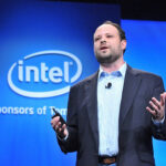 David Ginsberg at Intel Developer Forum