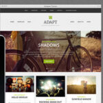 Adapt a Responsive Themeforest WordPress Theme
