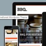 Bbq Restaurant Themeforest WordPress Theme