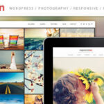 Expression v1.2.1 Photography Responsive WordPress Theme