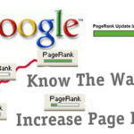 Effective ideas to improve your blogs pagerank