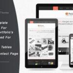 iFolio – Clean WordPress Content management systems Portfolio Theme