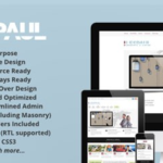!LesPaul v1.5.1 – Retina Responsive WordPress Theme