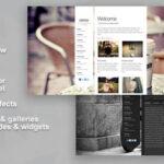Nevo v1.3 – Premium Fullscreen Portfolio WordPress Theme