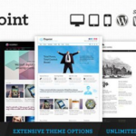 Pinpoint – Responsive Multi-Purpose Themeforest WordPress Theme