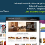 Sommerce Shop v2.5.1 – A Flexible E-commerce Theme