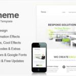 Terra – Responsive Multi-Purpose WordPress Templete