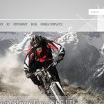 GK Bikestore v3.8 GavickPro Joomla Template For J2.5 J3.