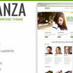 Bonanza – Responsive Multi-Purpose WordPress Theme