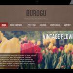 Burogu v1..4 Colorlabs WordPress Theme