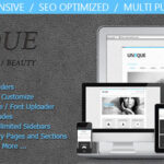 Unique – Themeforest Miracle / Energy / Beauty WordPress