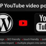Codecanyon WordPress import YouTube videos