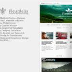 Fleurdelis – Themeforest Modern Magazine Theme