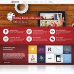 Infinite v1.0.1 – Yootheme WordPress Template