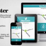 CodeCanyon – TheRooster Multipurpose Menu – RIP