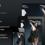 Keres Themeforest Fullscreen Photography Theme