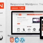 Nevon Themeforest Responsive Business Portfolio Theme