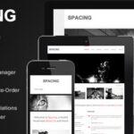 Spacing: Themeforest Responsive, Minimal & Bold WordPress Theme