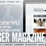 SwagMag v1.16 – Themeforest WordPress Magazine/Review Theme