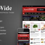 Worldwide – THEMEFOREST RESPONSIVE MAGAZINE WordPress THEME