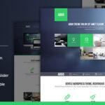 Argo – Themeforest Modern OnePage Metro UI WordPress Theme