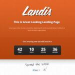 Landis v1.2 – ThemesKingdom Landing WordPress Theme