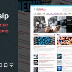 The Gossip: Themeforest Funky Magazine WordPress Theme