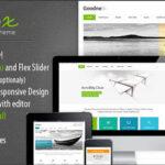 Goodnex Themeforest Premium Responsive WordPress Theme