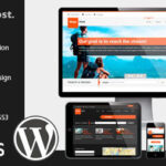 MegaHost – Themeforest Responsive Hosting WordPress Template