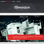 Momentum v1.8 – ThemesKingdom Portfolio WordPress Theme