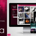 Roya – Themeforest Responsive AJAX Portfolio WordPress Theme