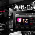 Tune – Themeforest Responsive Creative Business WP Theme