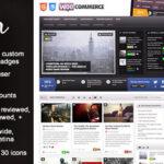 Flavor – Themeforest Responsive/HD Magazine/Review AJAX Theme