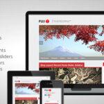 Fuji – Themeforest Clean Responsive WordPress Theme