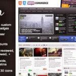 ThemeForest – Flavor v.1.8 – Responsive/HD Magazine/Review AJAX Theme