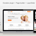DonateNow – Themeforest WordPress Theme for Charitable organisation
